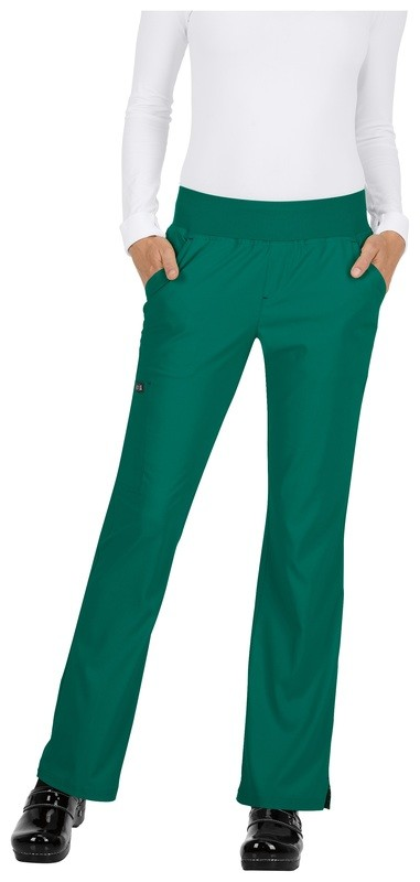Pantalone KOI BASICS LAURIE Donna Colore 33. Hunter