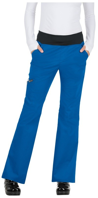 Pantalone KOI STRETCH LIZA Donna Colore 20. Royal Blue