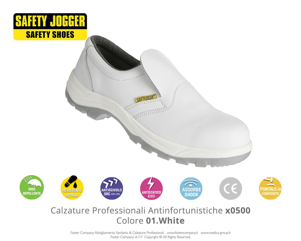 Abbigliamento e articoli protezione individuale, scarpe