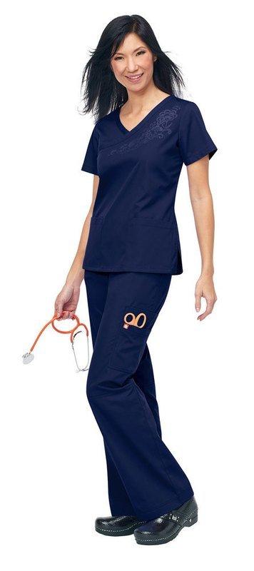 Casacca Orange MALIBU Donna Colore 12. Navy - FINE SERIE