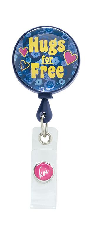 Accessori Koi Porta Badge Hugs for Free