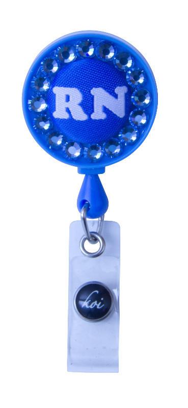 Accessori Koi Porta Badge RN Royal Blue