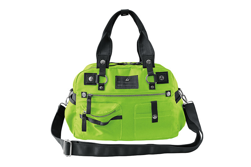 Accessori Koi Borse Paradise Green Utility Bag