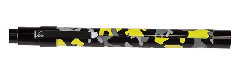 Accessori Koi Torce LED a Penna Driftwood Camo Canary Penlight