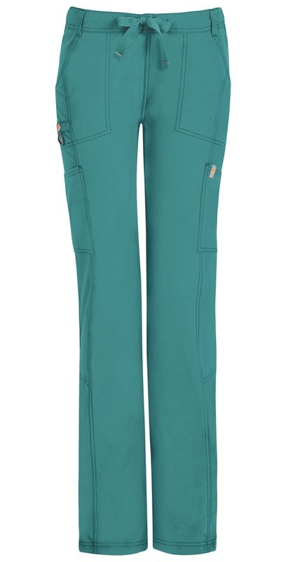 Pantalone Code Happy 46000A-P Donna Colore Teal