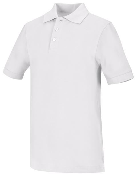 Polo Code Happy 58324 Unisex Colore White