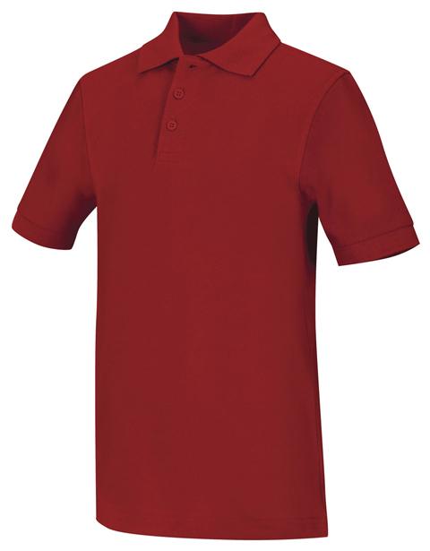 Polo Code Happy 58324 Unisex Colore Red
