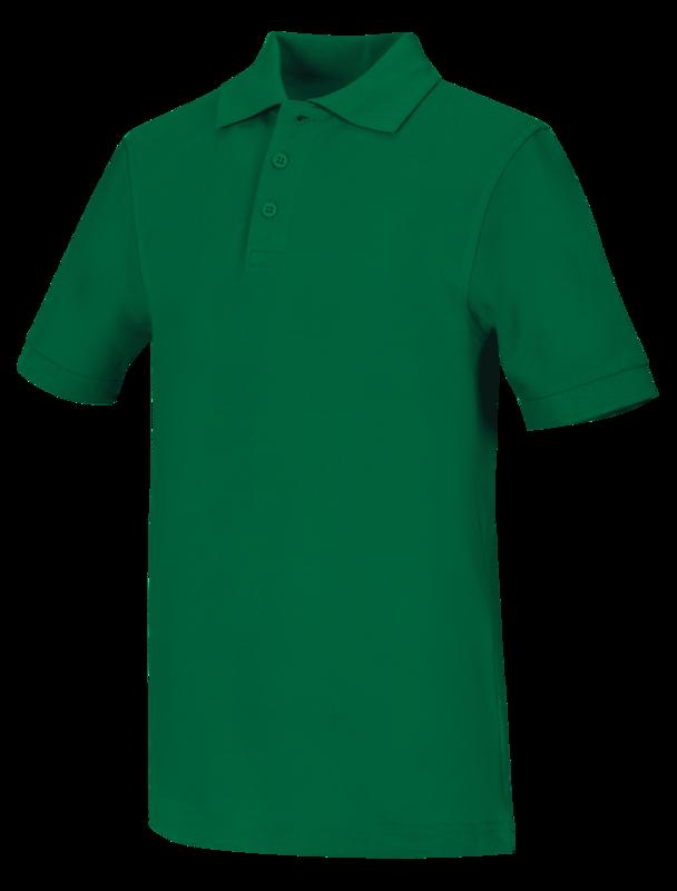 Polo Code Happy 58324 Unisex Colore Green