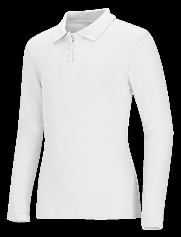 Polo Code Happy 58544 Unisex Colore White