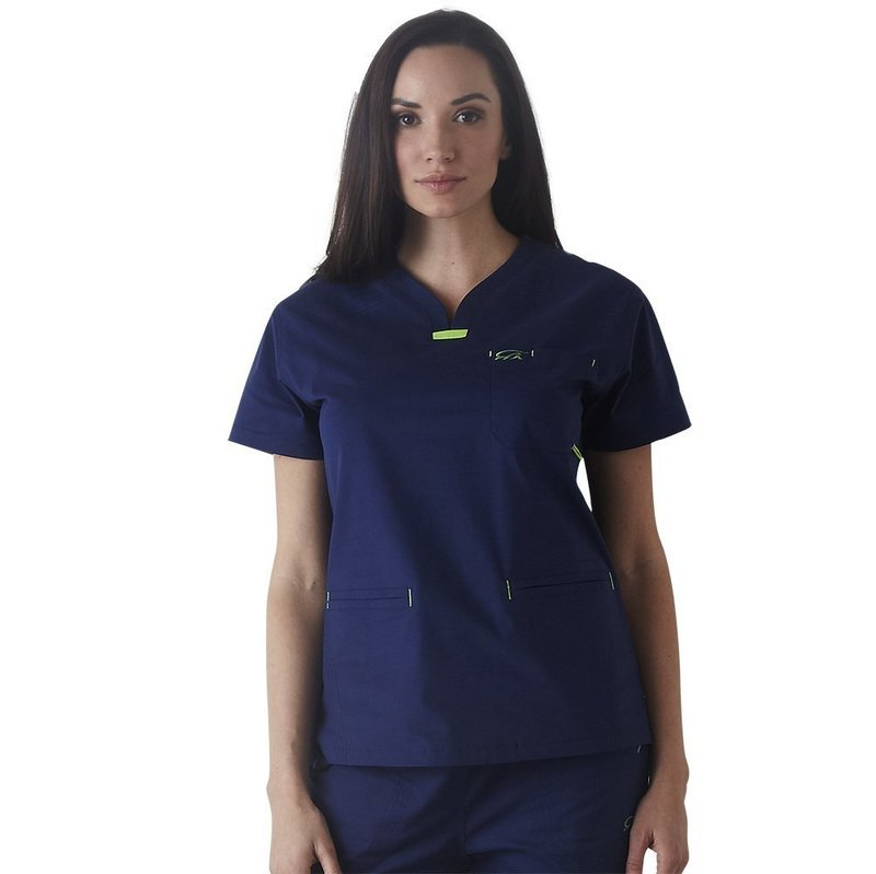 *NEW COLOR* Casacca IGUANAMED 5600 FEMMINILE Colore Midnight Navy