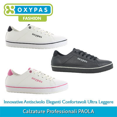 NEW  Calzature Professionali Oxypas PAOLA d60fac616bb2