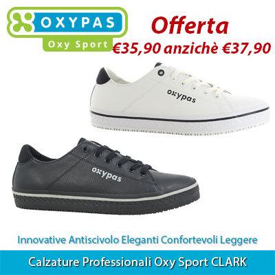 Calzature Professionali Oxypas CLARK