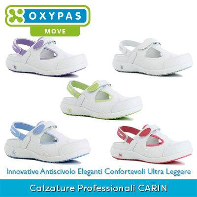 Calzature Professionali Oxypas CARIN 35afb983eac1