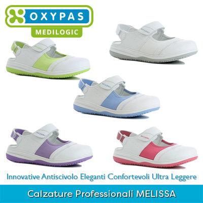 Calzature Professionali Oxypas MELISSA