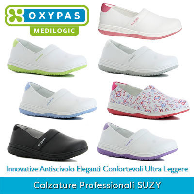 Calzature Professionali Oxypas SUZY