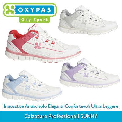 Calzature Professionali Oxypas SUNNY