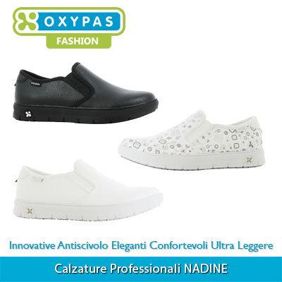 *NEW* Calzature Professionali Oxypas NADINE