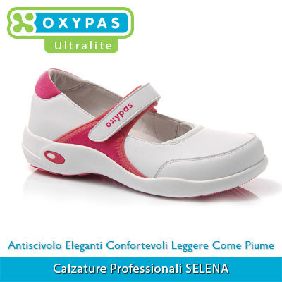 Calzature Professionali Oxypas SELENA * ULTIME PAIA-EXTRA SCONTO *