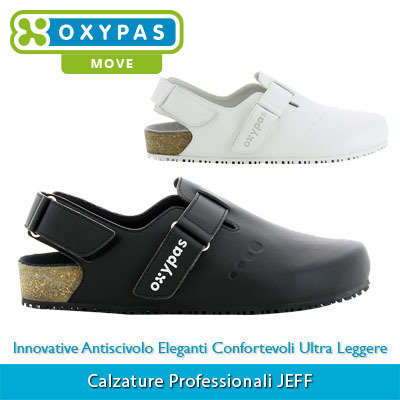 *NEW* Calzature Professionali Oxypas JEFF