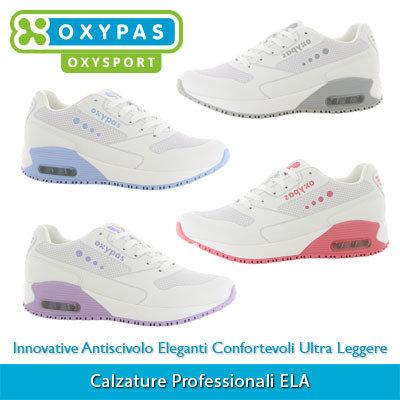 *NEW* Calzature Professionali Oxypas ELA
