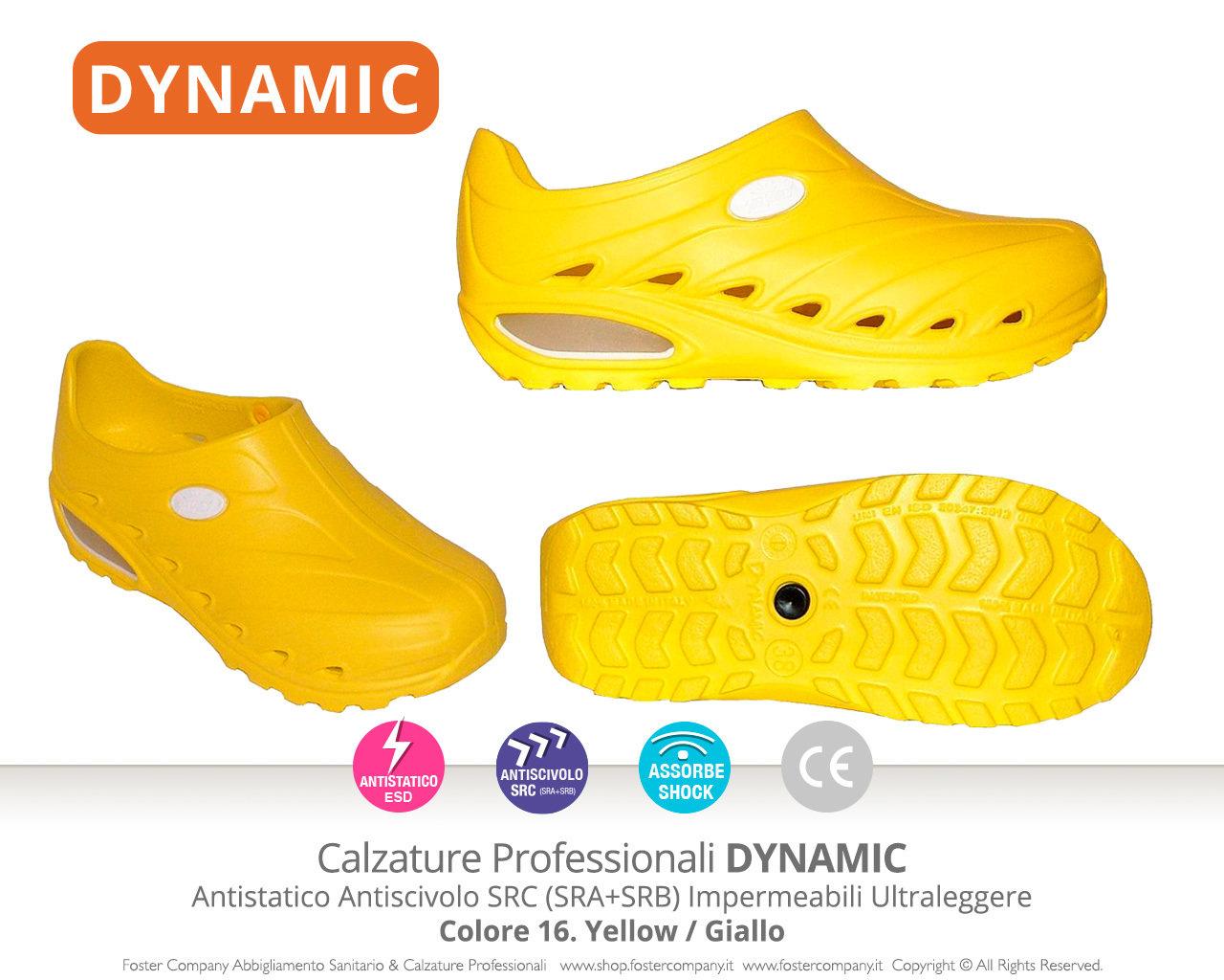 l'atteggiamento migliore 0ecea 36dcc Calzature Professionali Scarpe da Lavoro DYNAMIC