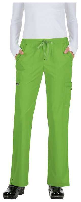 Pantalone KOI BASICS HOLLY Donna Colore 113. Green Tea