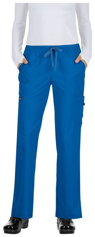 Pantalone KOI BASICS HOLLY Donna Colore 20. Royal Blue