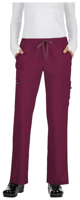 Pantalone KOI BASICS HOLLY Donna Colore 61. Wine