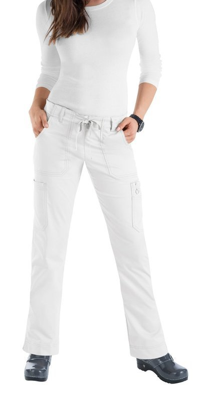 Pantalone KOI STRETCH LINDSEY Donna Colore 01. White