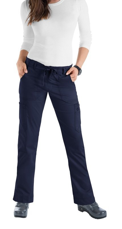 Pantalone KOI STRETCH LINDSEY Donna Colore 12. Navy