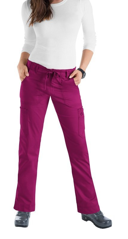 Pantalone KOI STRETCH LINDSEY Donna Colore 73. Raspberry