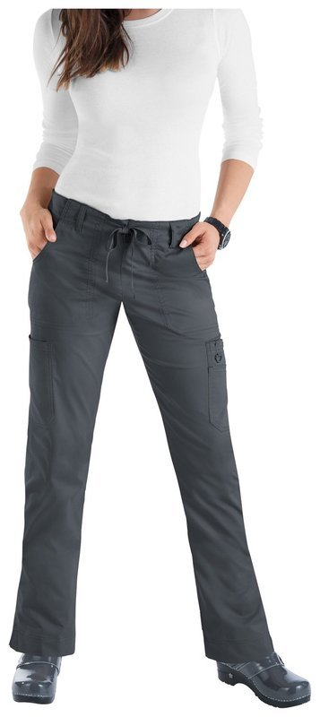 Pantalone KOI STRETCH LINDSEY Donna Colore 77. Charcoal