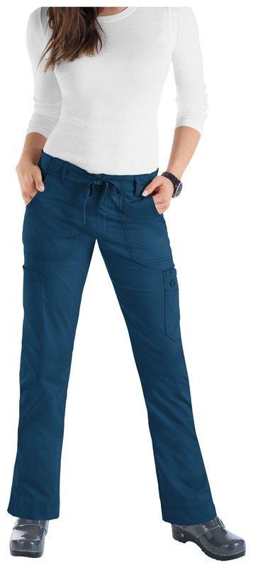 Pantalone KOI STRETCH LINDSEY Donna Colore 98. Deep Sea