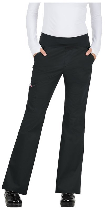 Pantalone KOI STRETCH LIZA Donna Colore 02. Black