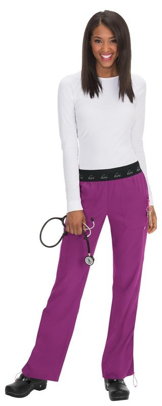 Pantalone KOI LITE SPIRIT Donna Colore 110. Mulberry