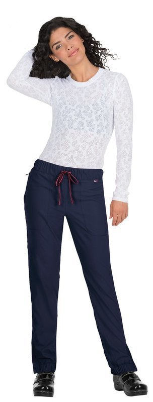 Pantalone KOI LITE HAPPINESS Donna Colore 1283. Navy/Neon Pink