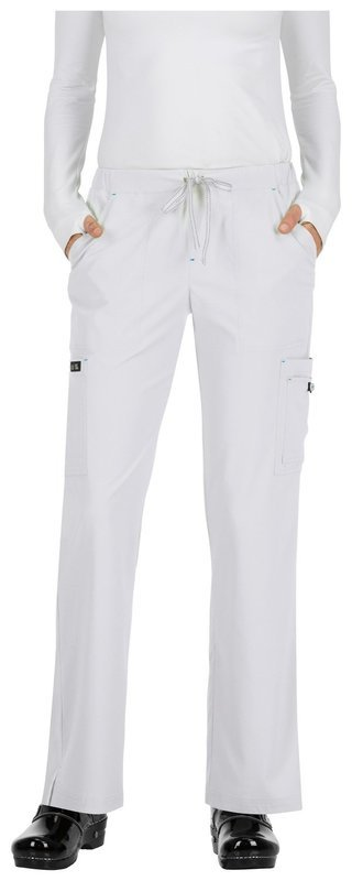 Pantalone KOI BASICS HOLLY Donna Colore 01. White