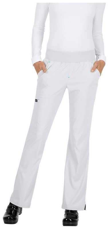 Pantalone KOI BASICS LAURIE Donna Colore 01. White