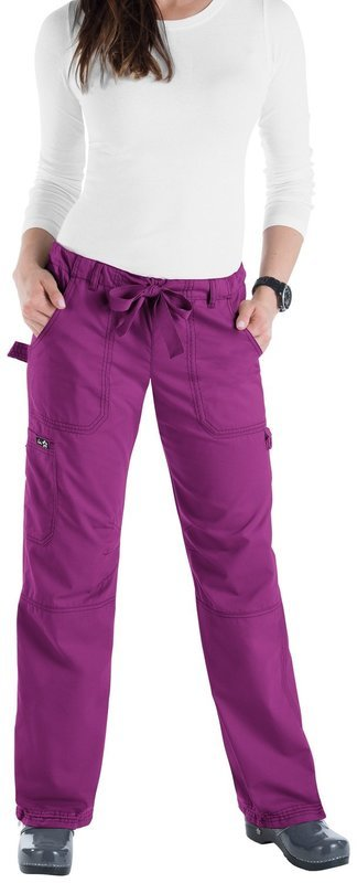 Pantalone KOI CLASSICS LINDSEY Donna Colore 81. Plum- FINE SERIE