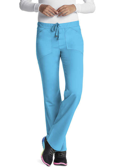 Pantalone HEARTSOUL 20102A Donna Colore Turquoise - FINE SERIE