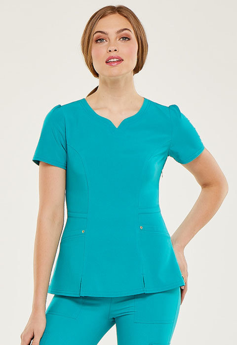 Casacca HEARTSOUL HS670 Donna Colore Teal Blue