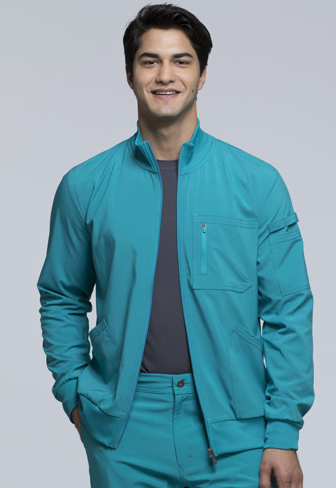 Giacca CHEROKEE INFINITY CK305A Colore Teal Blue