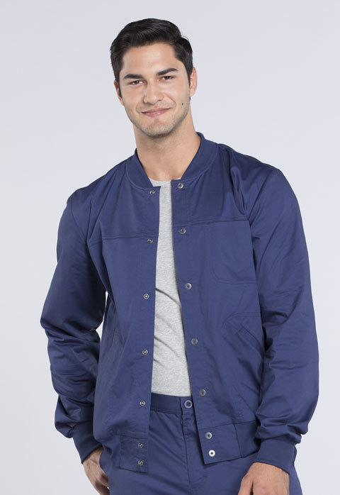 Giacca CHEROKEE CORE STRETCH WW330 Colore Navy