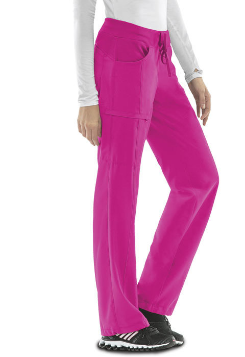 Pantalone CHEROKEE INFINITY 1123A Colore Carmine Pink