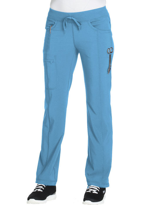 Pantalone CHEROKEE INFINITY 1123A Colore Turquoise