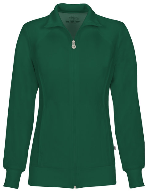 Giacca CHEROKEE INFINITY 2391A Colore Hunter Green