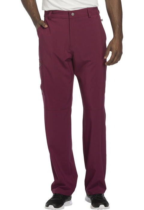 Pantalone CHEROKEE INFINITY CK200A Colore Wine