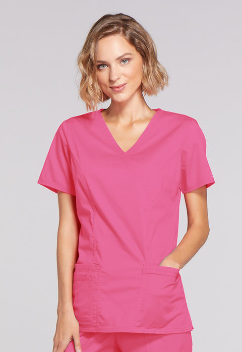 Casacca CHEROKEE CORE STRETCH 4728 Colore Shocking Pink