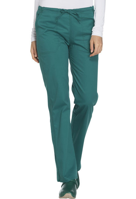 Pantalone CHEROKEE CORE STRETCH WW130 Colore Hunter Green