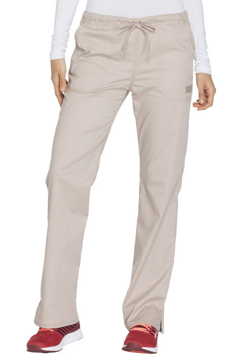 Pantalone CHEROKEE CORE STRETCH WW130 Colore Khaki
